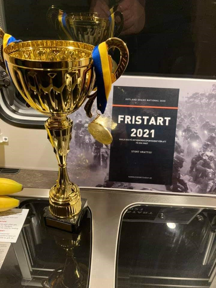 Resultat för Team GMC på Gotland Grand National 2020